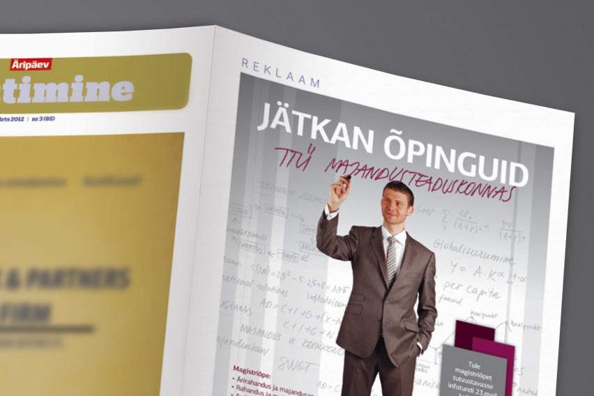 TTÜ Majandusteaduskond | reklaam