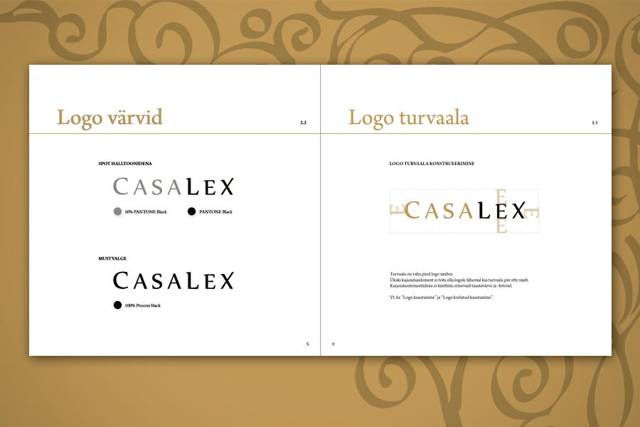 CasaLex | firmastiil
